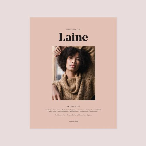 Laine Magazine Issue 8 - Kelo